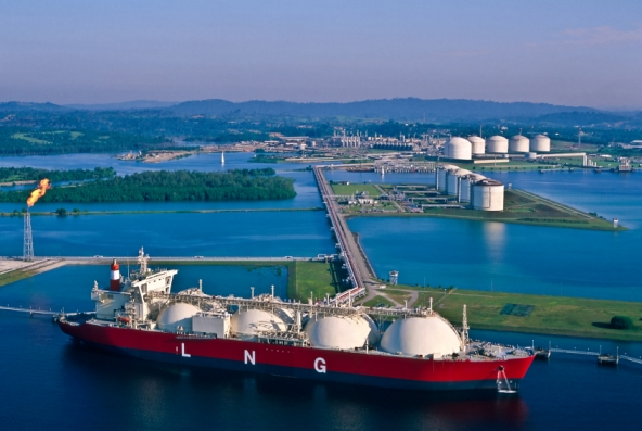 LNG Terminal | Wisdom Events