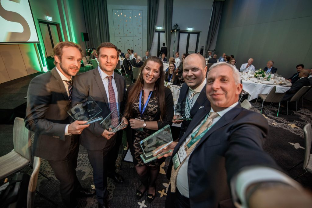 Green Shipping Awards 2018 Winners | Wisdom Events