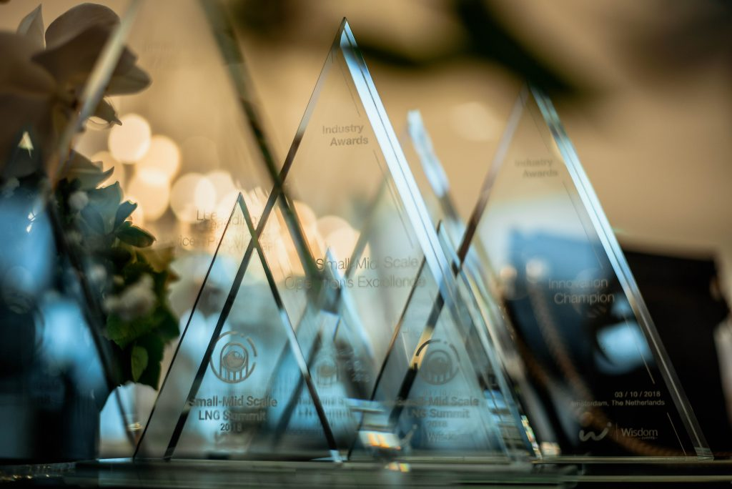 Small-Mid Scale LNG Awards 2018 | Wisdom Events