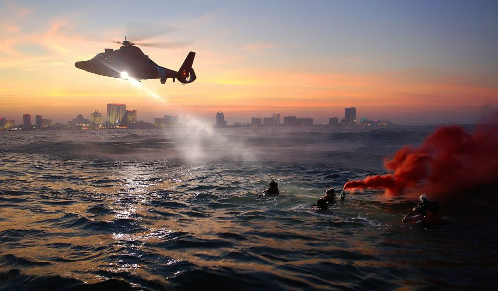 Maritime training exercises | Wisdom Events