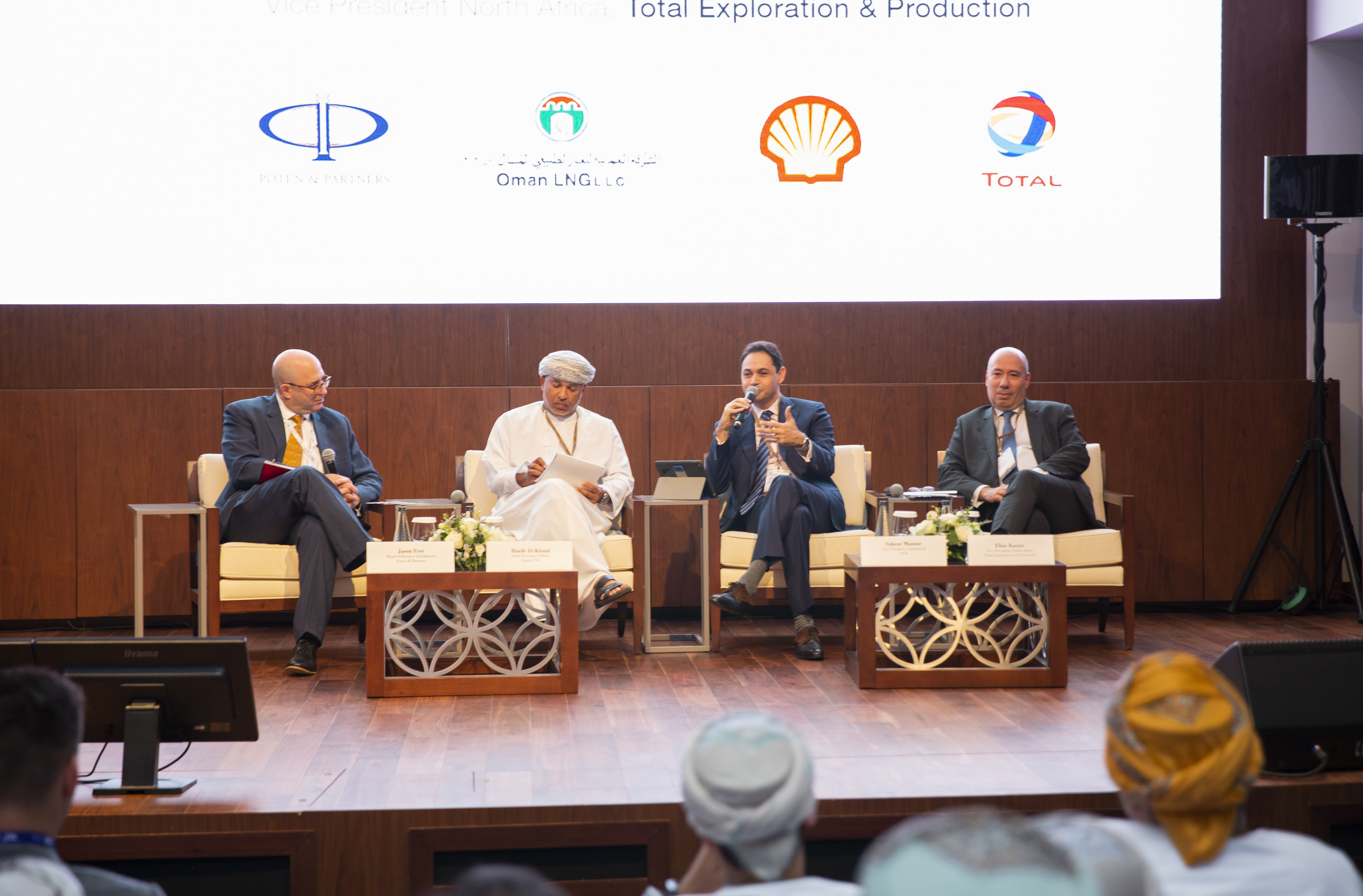 Gas & LNG Middle East Summit panel   Wisdom Events