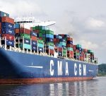 CMA CGM containership | Wisdom Events