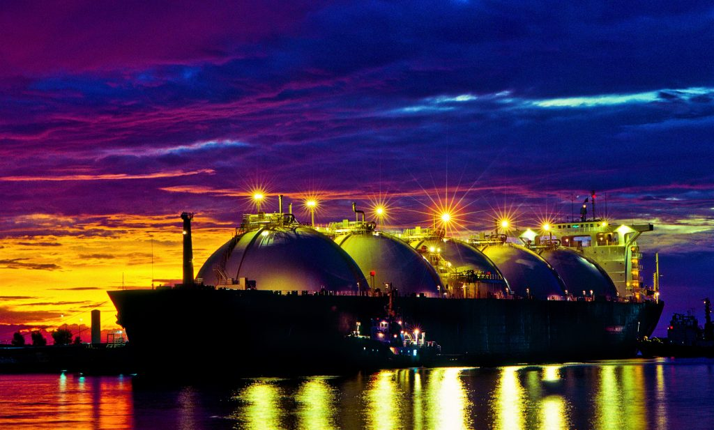 LNG Hydrogen fuel | Wisdom Events