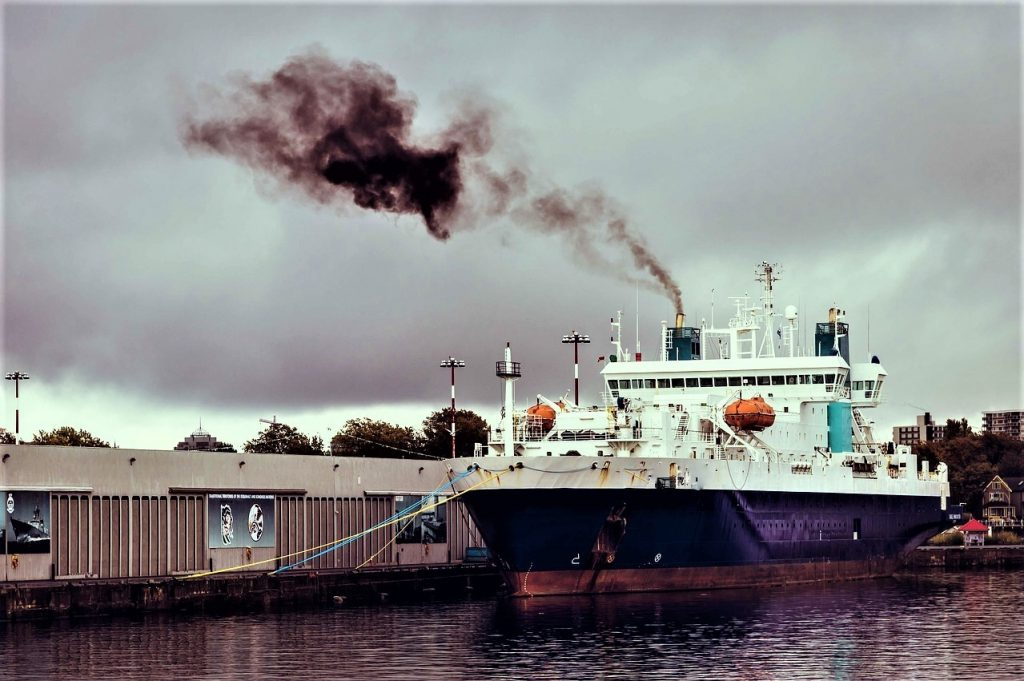Ship Emission Data | Wisdom Events